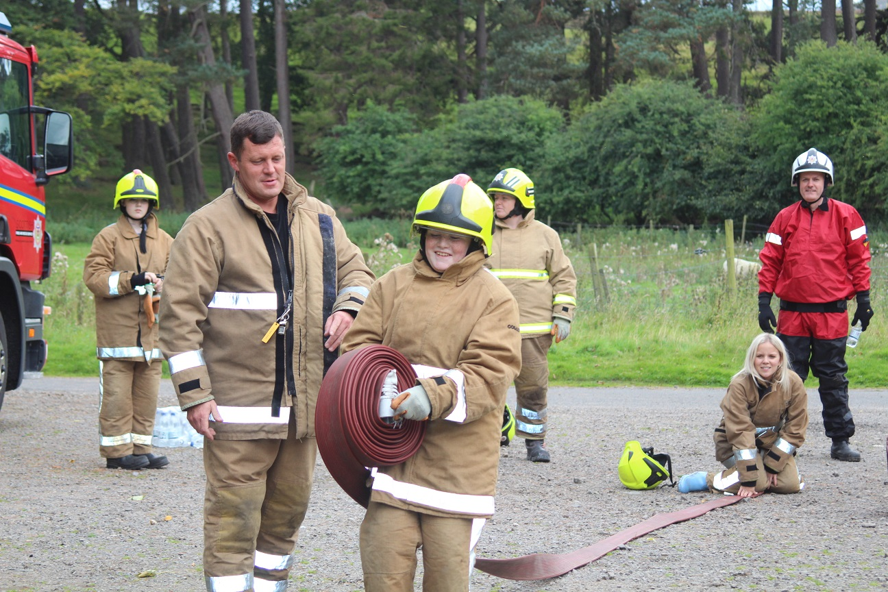Fire Academy in Angus continues its success in 12th year