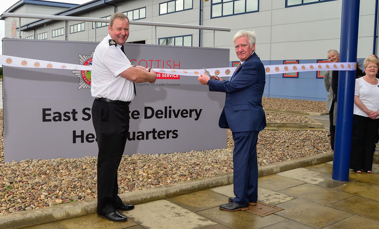 Newbridge official opening