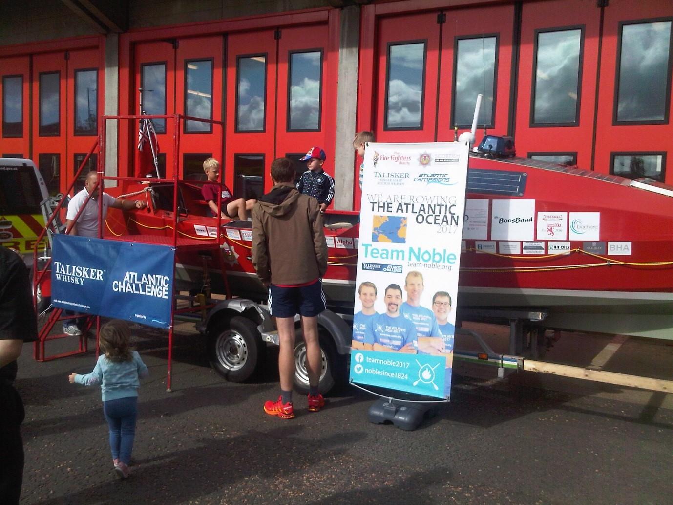 Perth Charity Efforts