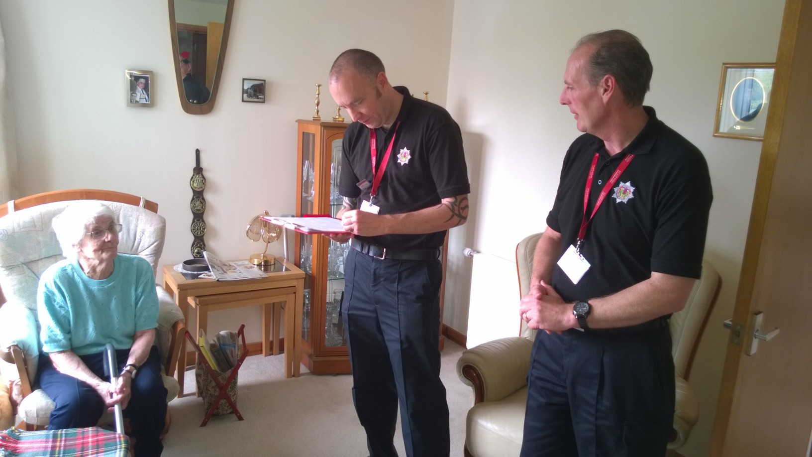 New fire safety scheme rolling out in Aberdeenshire after Moray success