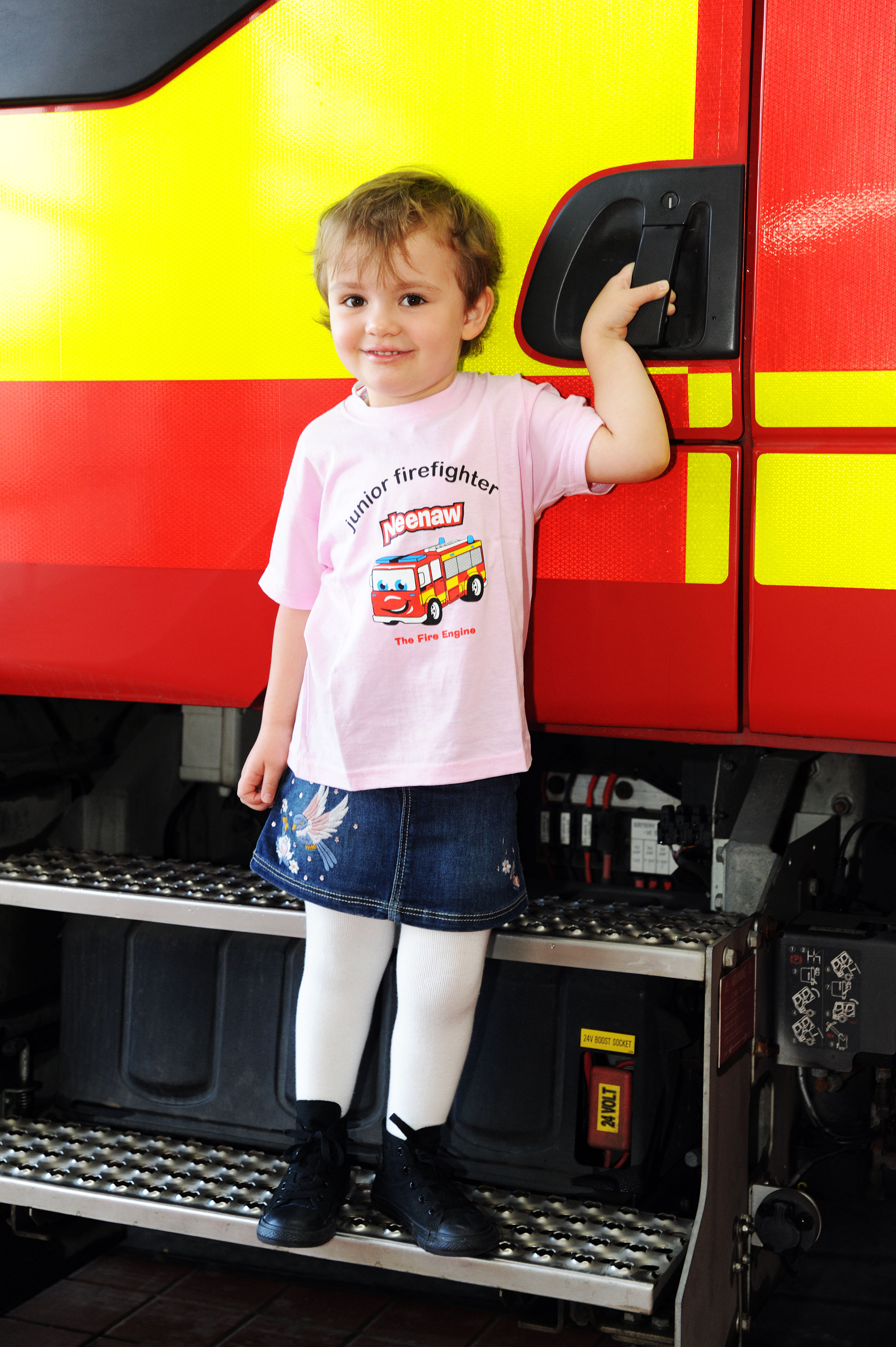SFRS joins the search for Ava's hero