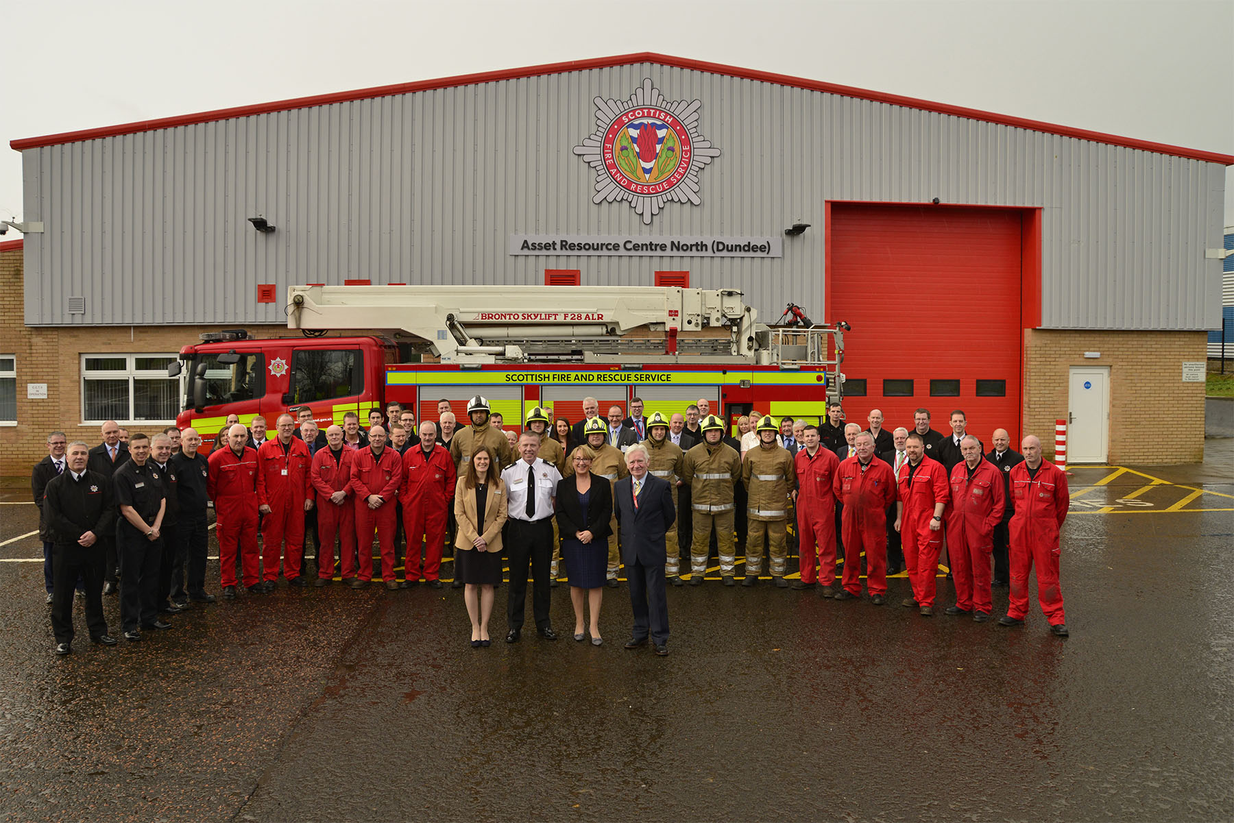New Asset Resource Centre formally opened in Dundee