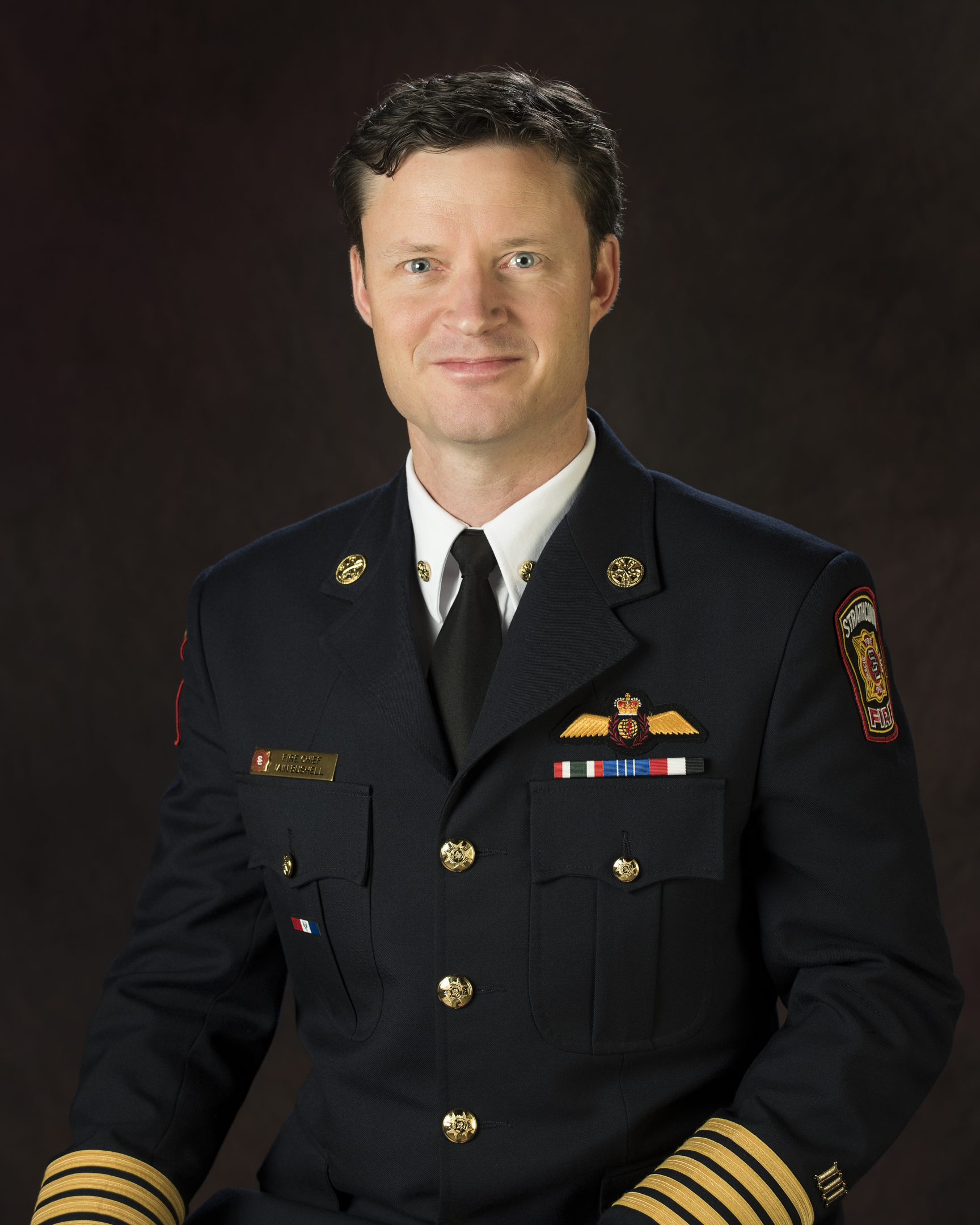SFRS appoints new Deputy Chief Officer