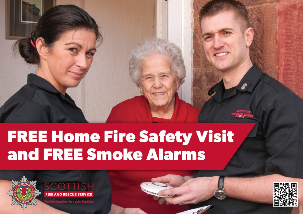 Report reveals firefighters visited more than 2,000 homes issuing safety advice