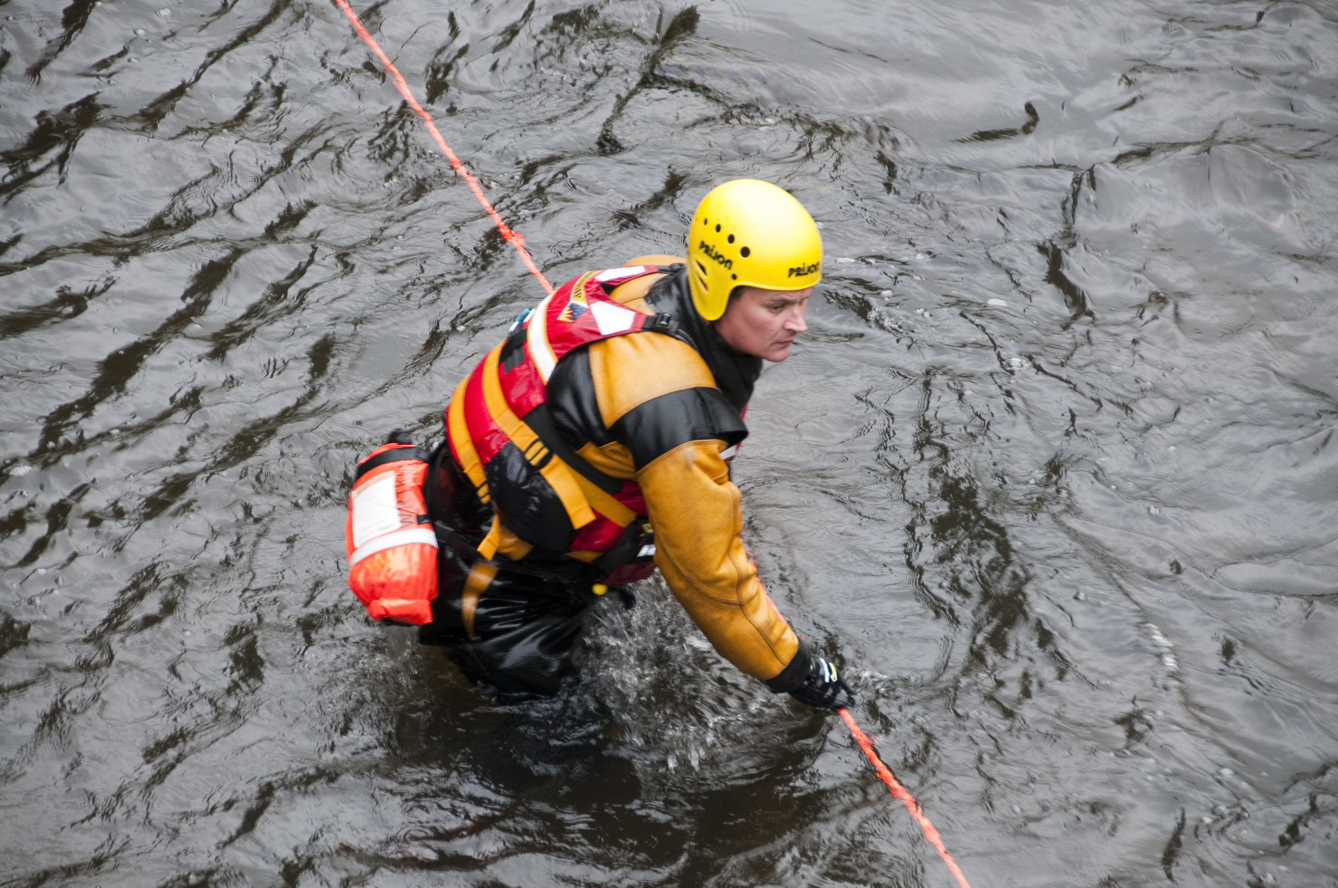 Firefighters and paramedics rescue East Renfrewshire teenager