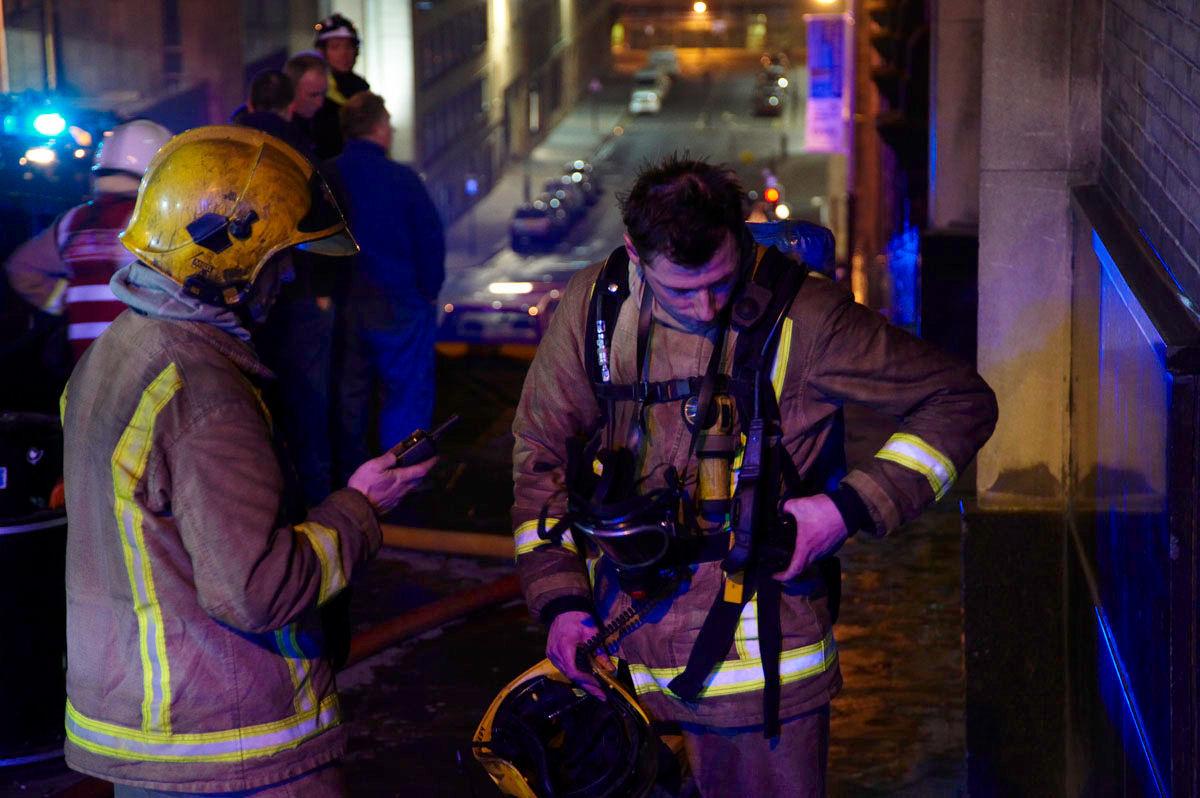 Smoke alarm raises the alert in Renfrewshire