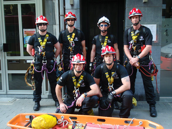 Rope Rescue European Championships