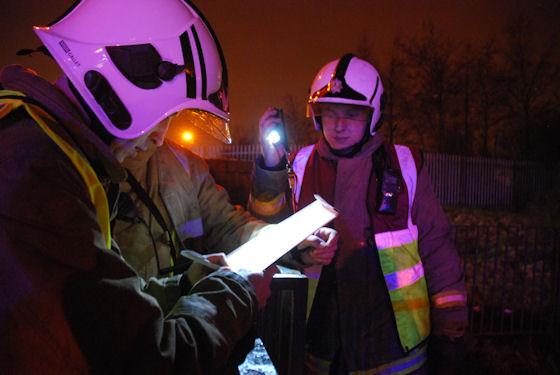 Woman hurt in fire in Glasgow's southside