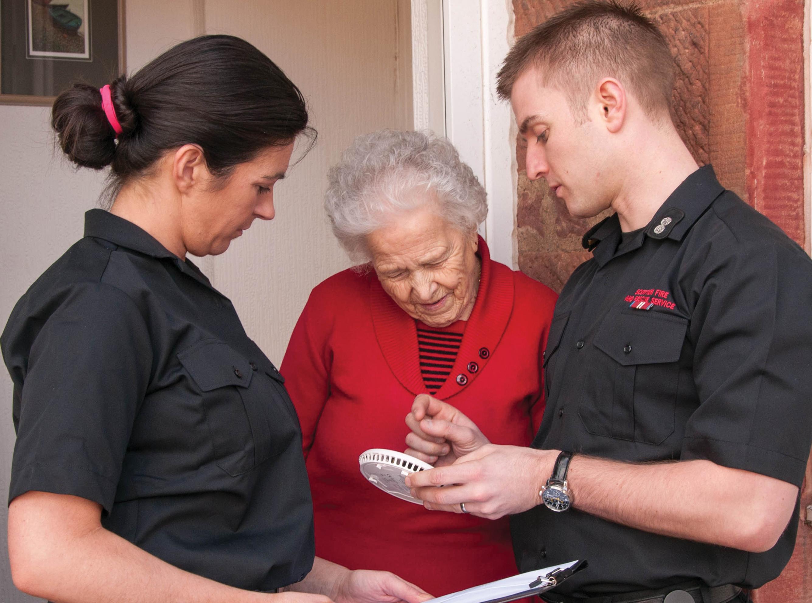East Dunbartonshire crews are dementia aware