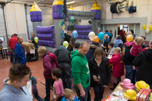 Kirkwall Fire Station Open Day hailed a huge success