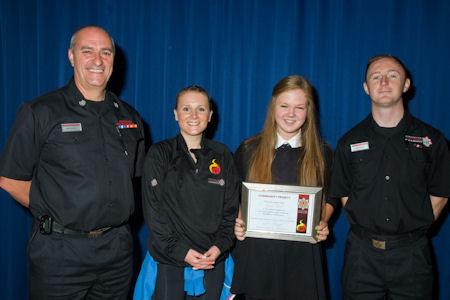 Firereach success for Glasgow schools