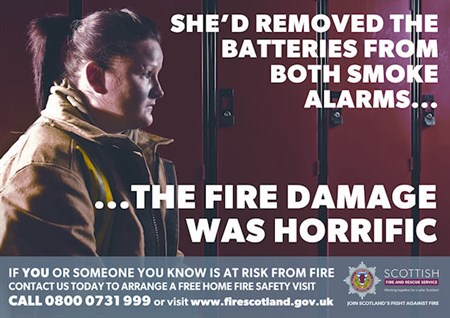 Smoke Alarms - News Story