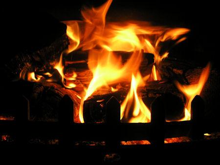 Wood burning stoves warning