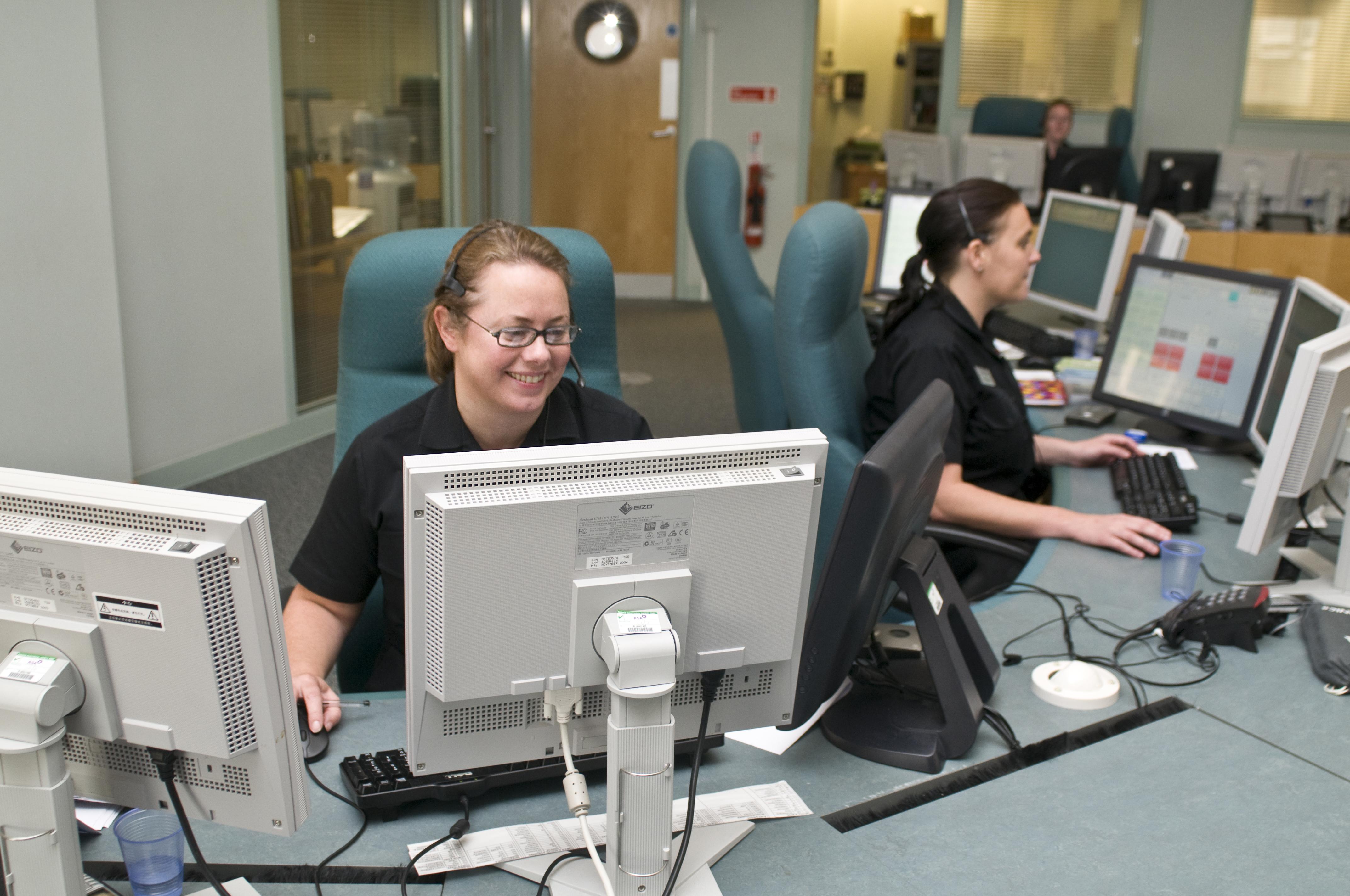 Recruitment advertorial - temporary control staff - East