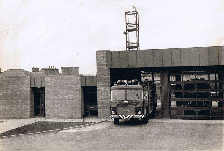 Brechin Fire Station celebrating 40th anniversary with Doors Open Day