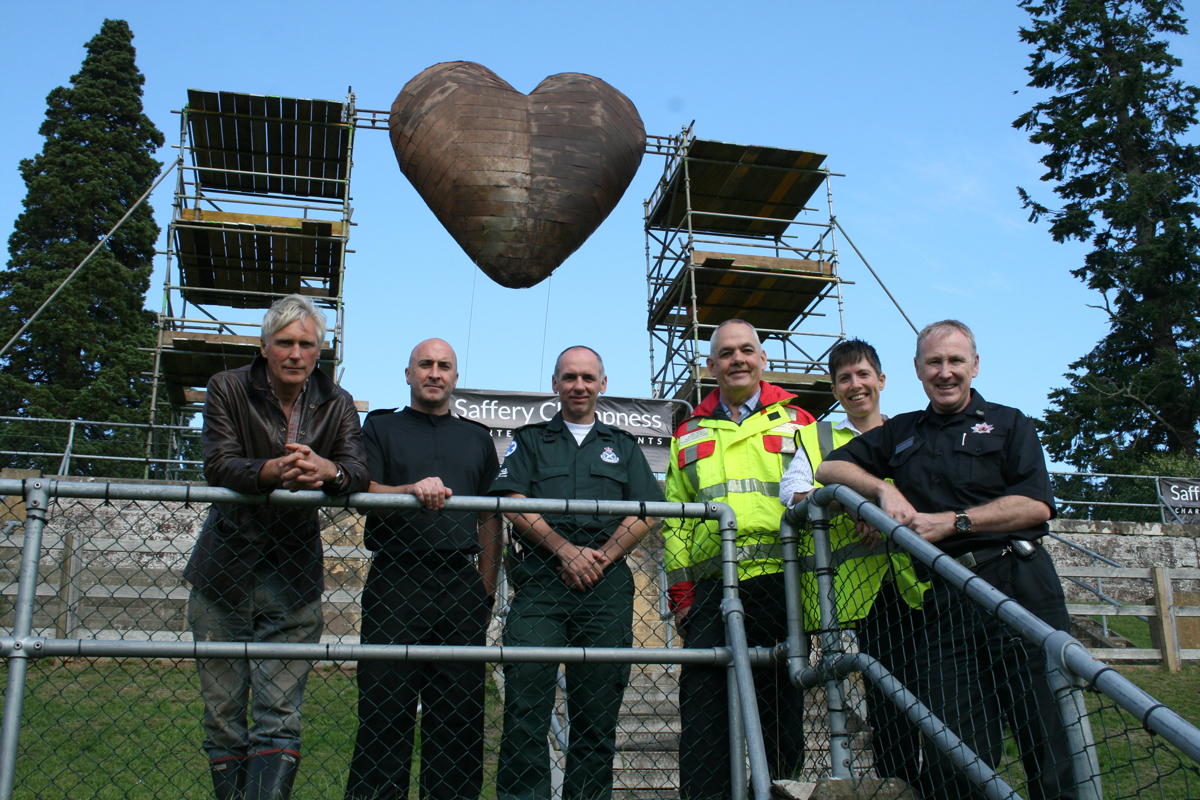 Multi-agency partners hoping for a safe and secure Belladrum Festival