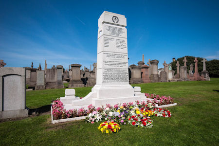 SFRS to mark the anniversary of Glasgow's Kilbirnie Street disaster
