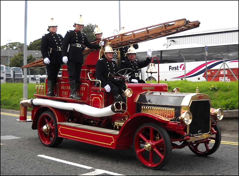Big Open Day planned for Aberdeen's Central Fire Station