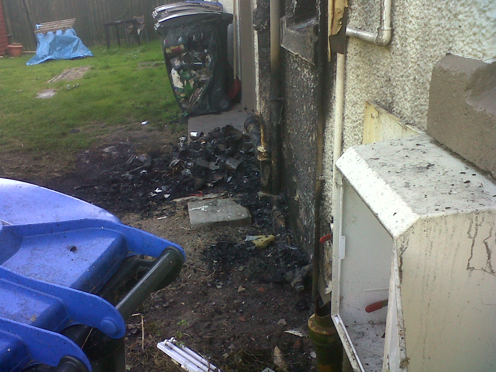 SFRS respond to fire in Muirton area of Perth
