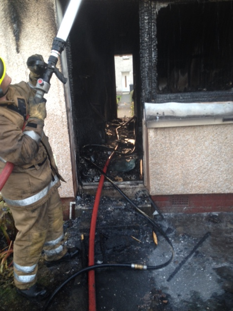 Man suffers smoke inhalation after kitchen fire in Livingston