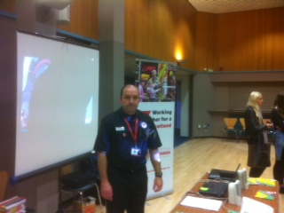 2MRO's Drivers event for Mid and East Lothian senior pupils
