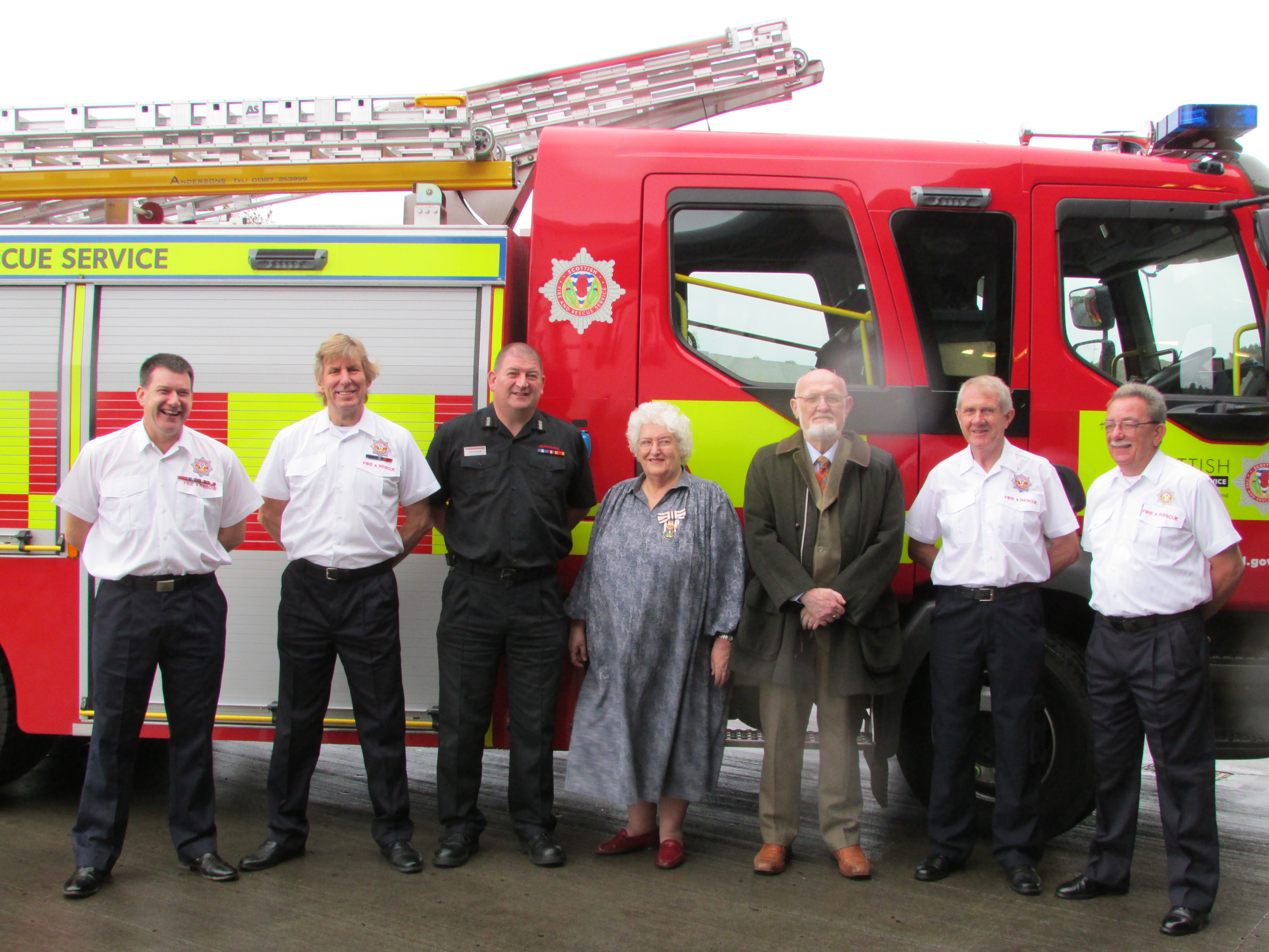 52nd mission for International Fire and Rescue Association