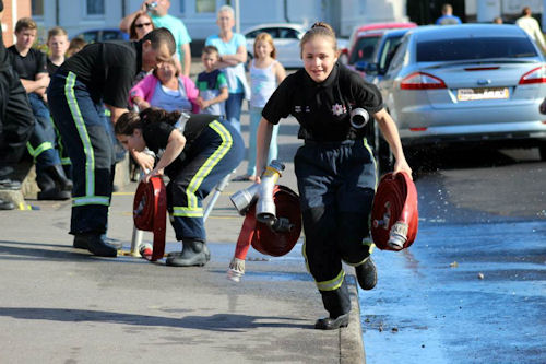 Campbeltown Open Day success