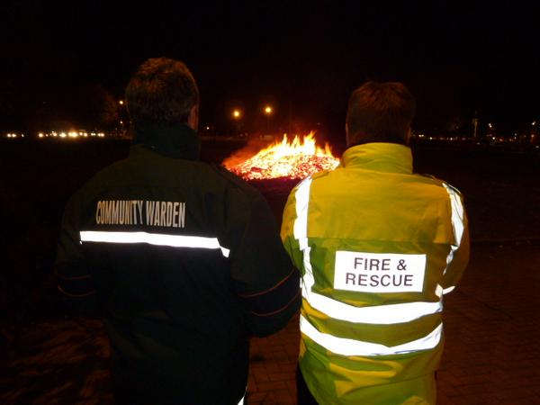 Safety initiative ensures one of safest Bonfire Nights ever in Perth and Kinross