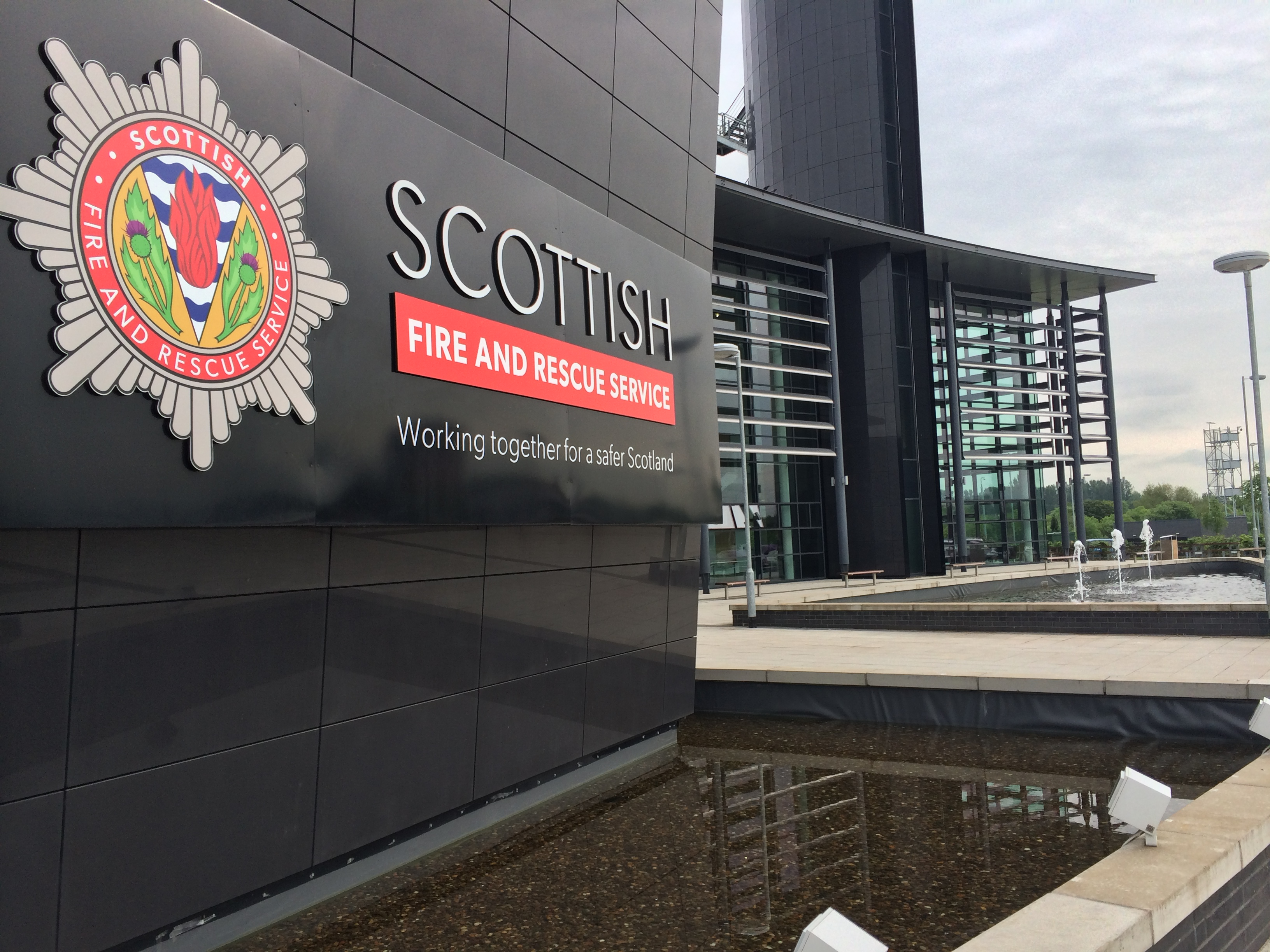 SFRS to host 2015 national wildfire conference