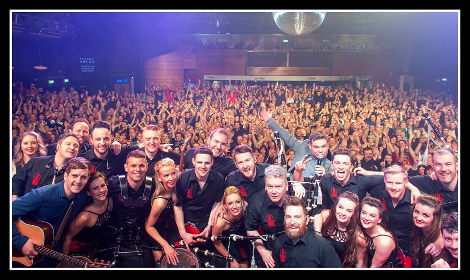 SFRS charities to get windfall after Red Hot Chilli Pipers gig