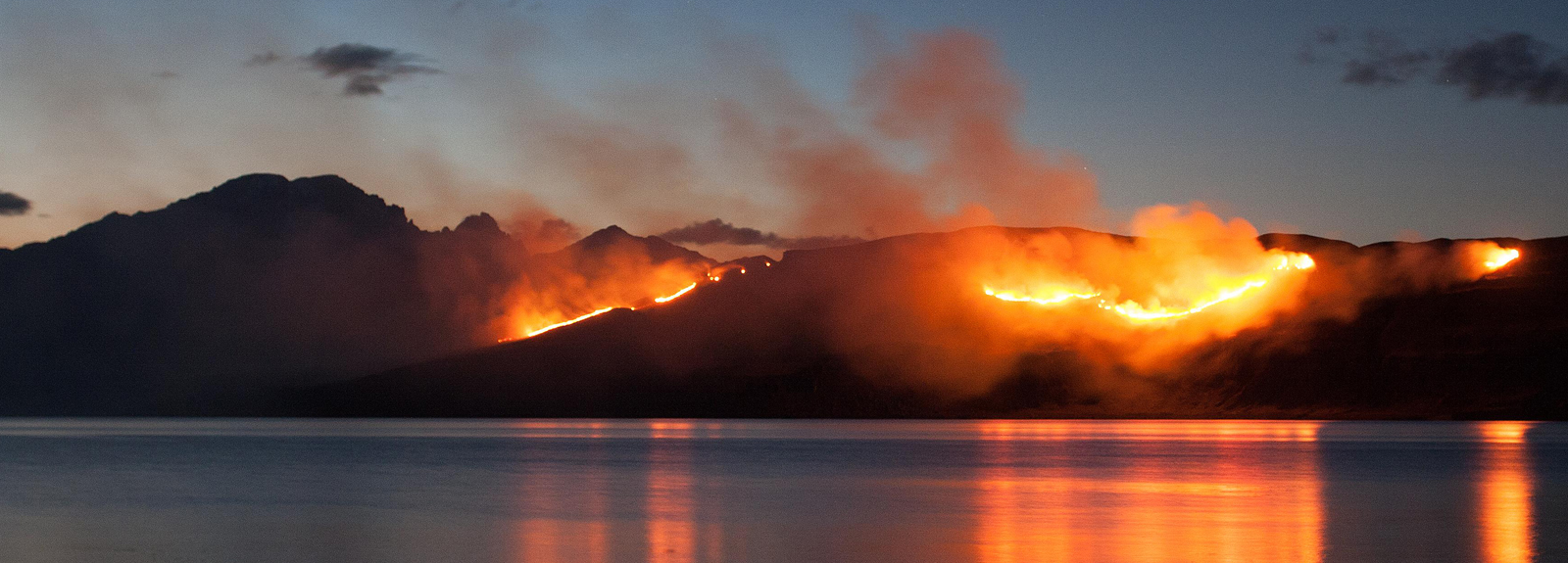 SFRS in countryside appeal as high pressure raises risk of wildfires