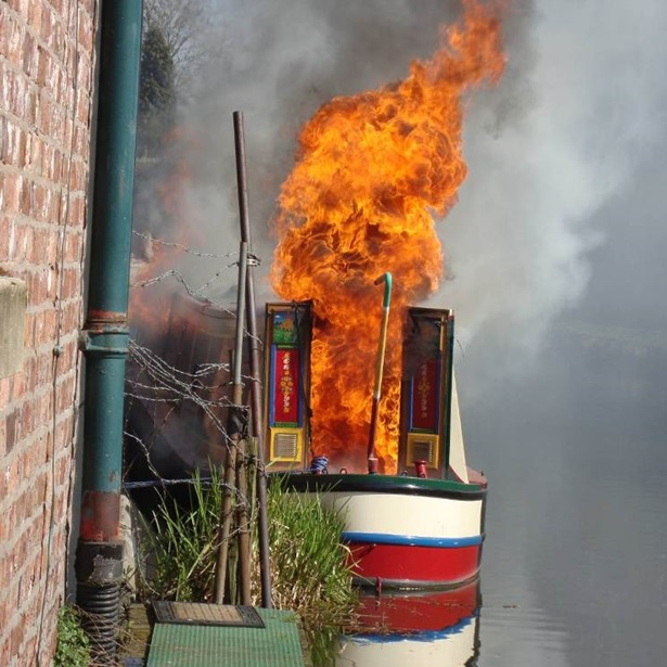 Wise up to boat fire and carbon monoxide risks