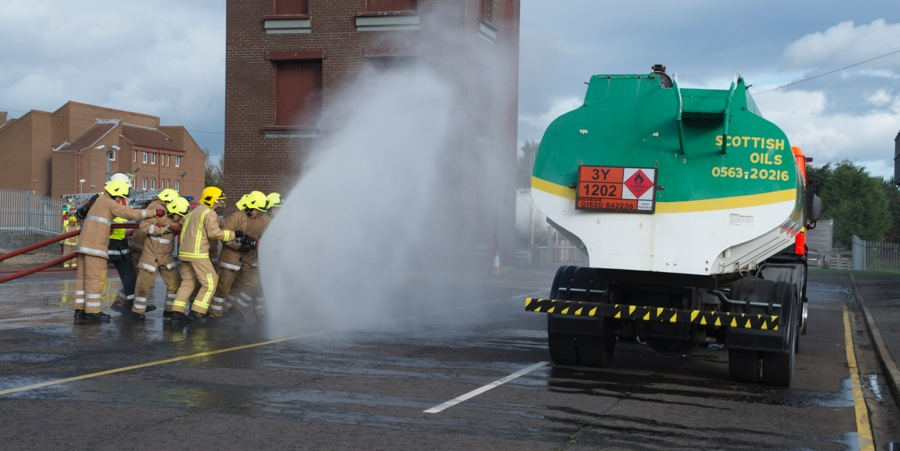 Write your own piece of history by becoming a retained firefighter in Aberdeenshire and Moray