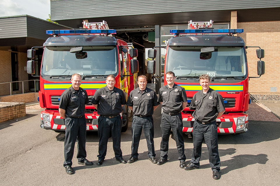 New appliances for Glenrothes station