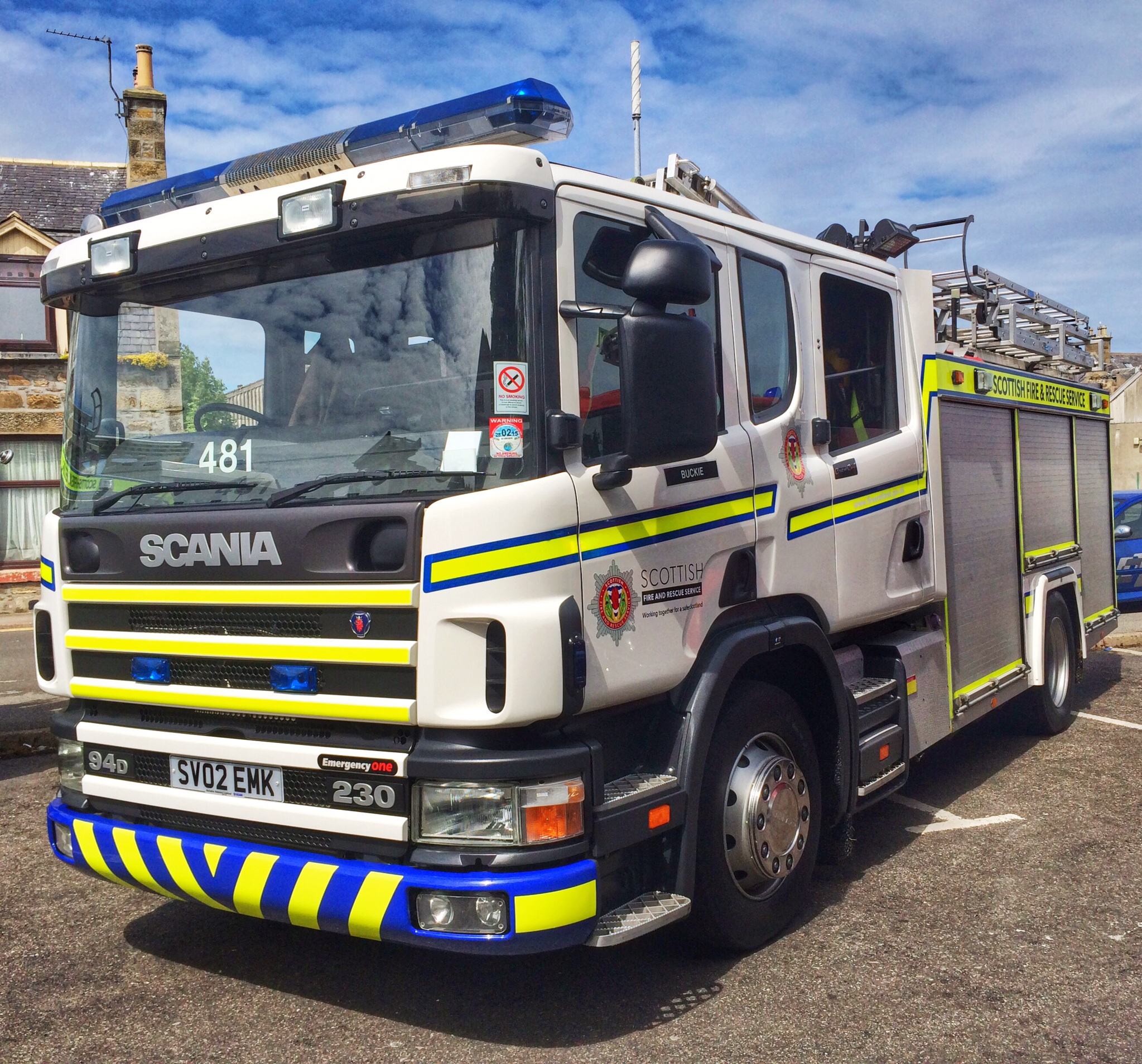 Fire at St Peter's Street in Peterhead being treated as deliberate