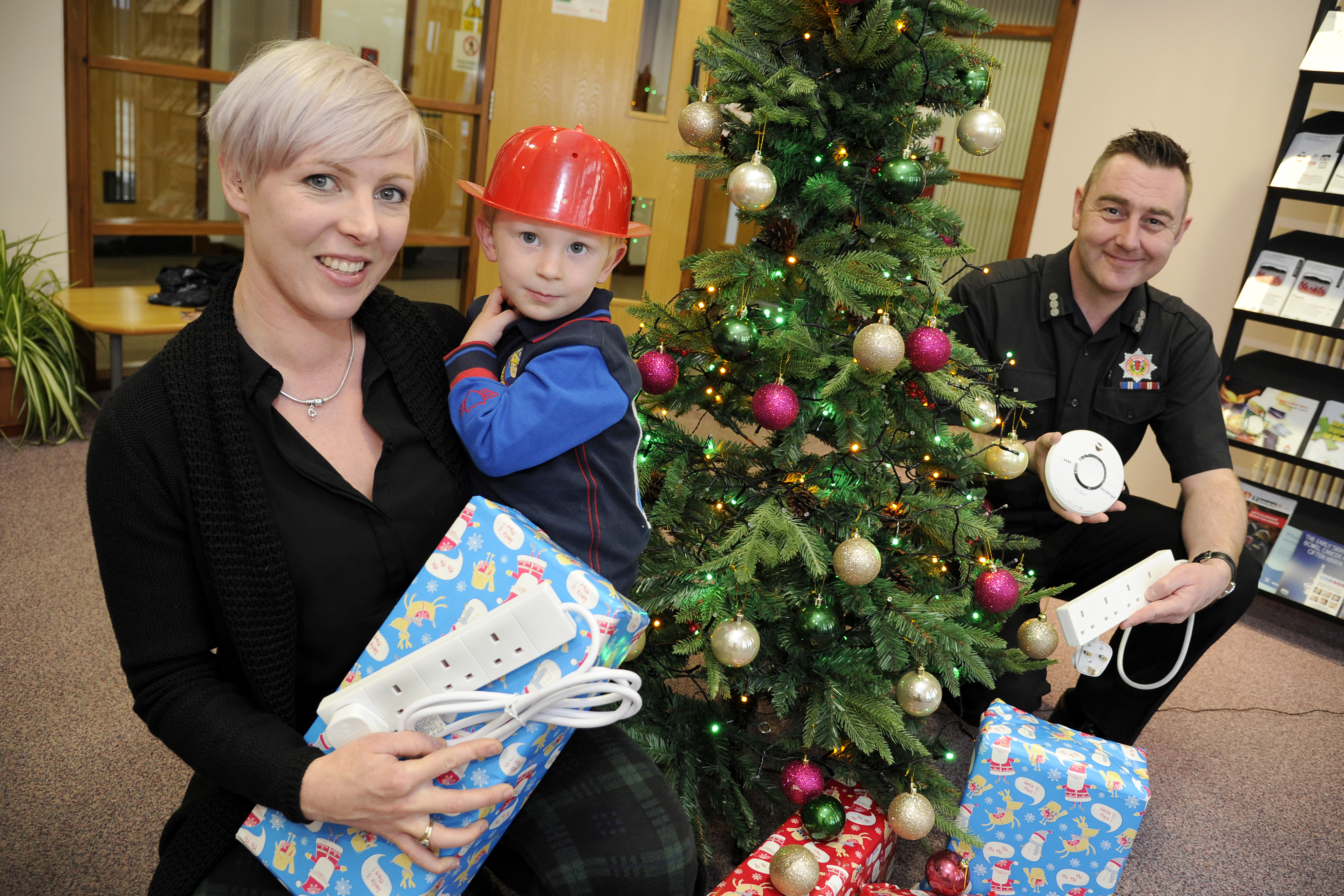 Christmas safety advice for Moray residents (1)