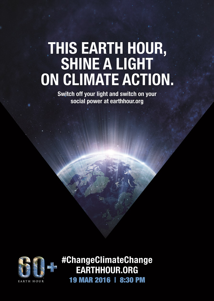 SFRS supports Earth Hour