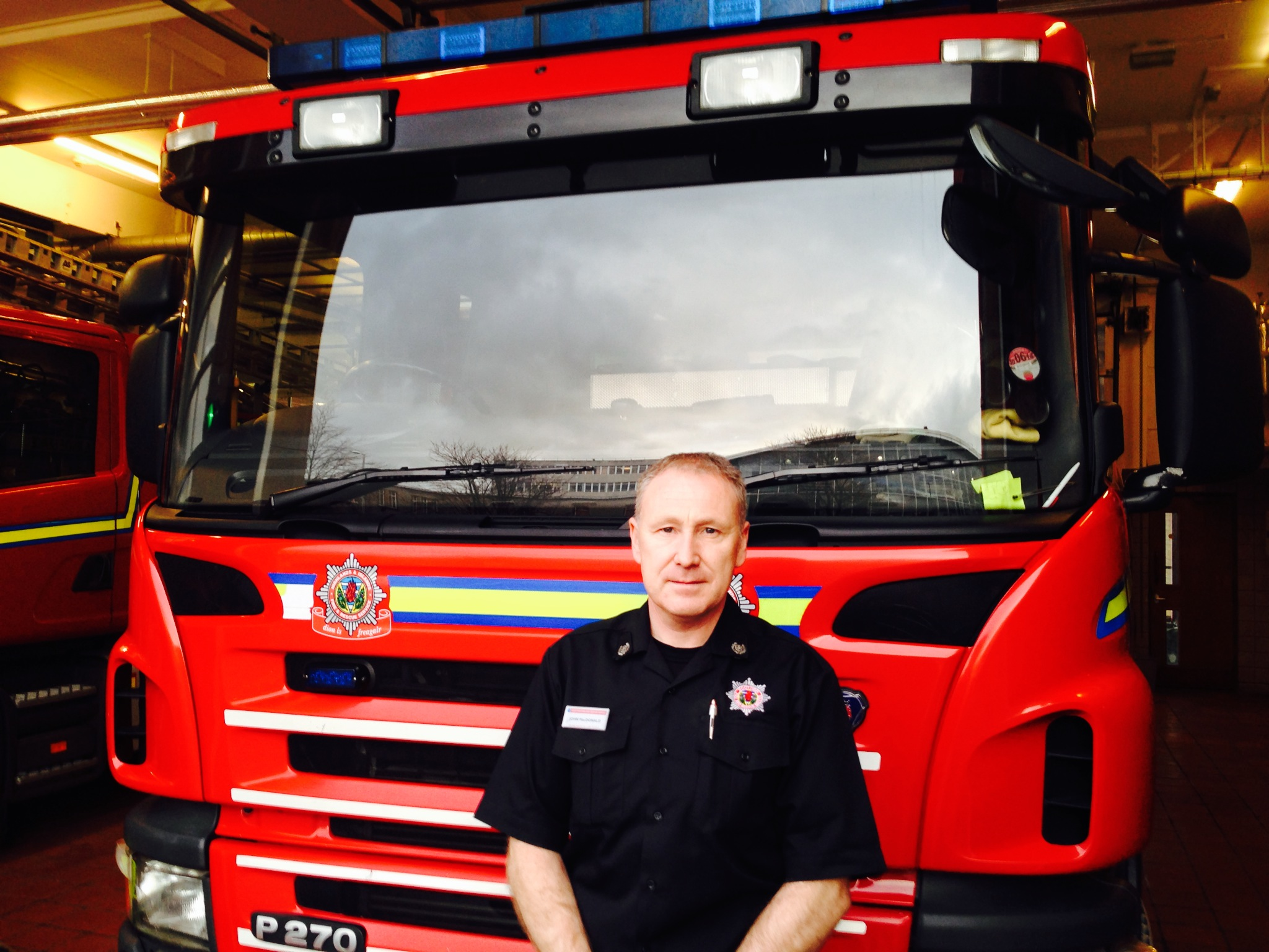 Highland sees a welcome reduction in number of unwanted fire alarm signals (UFAS)
