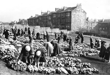 Cheapside historic 8 Floral Tributes FBpic
