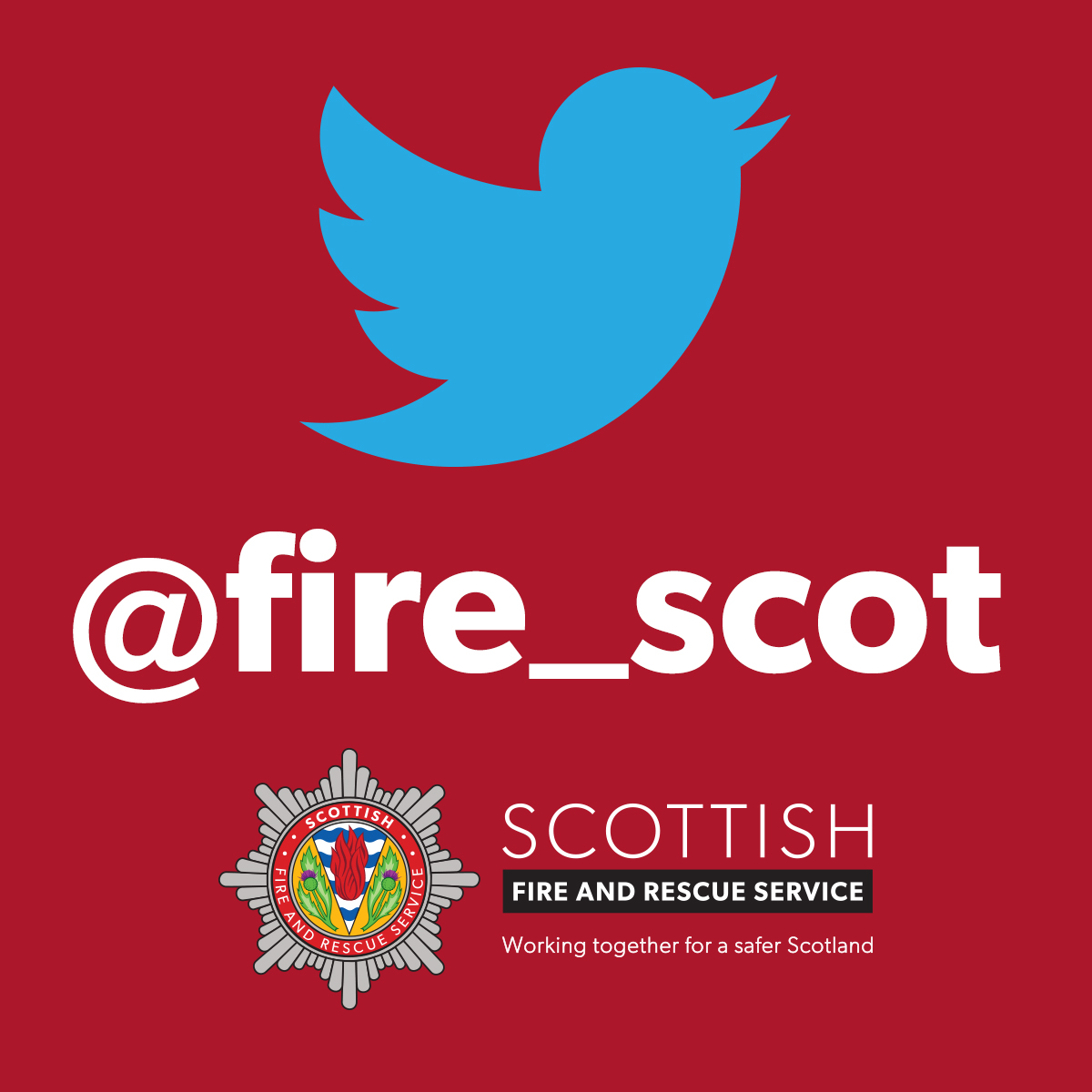 SFRS to launch new Scotland-wide Twitter service
