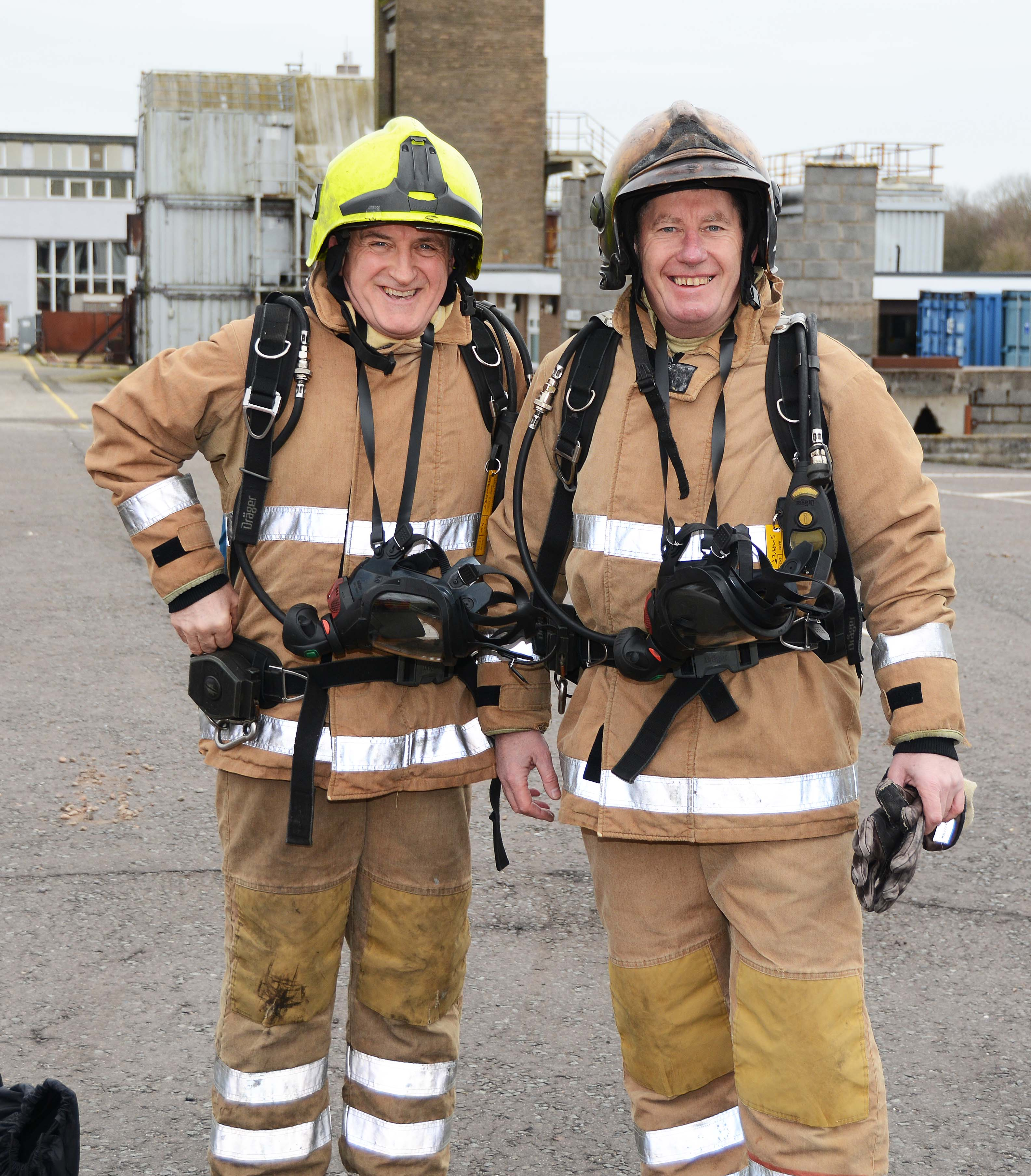 Two Fife Group Managers retire after 30 years