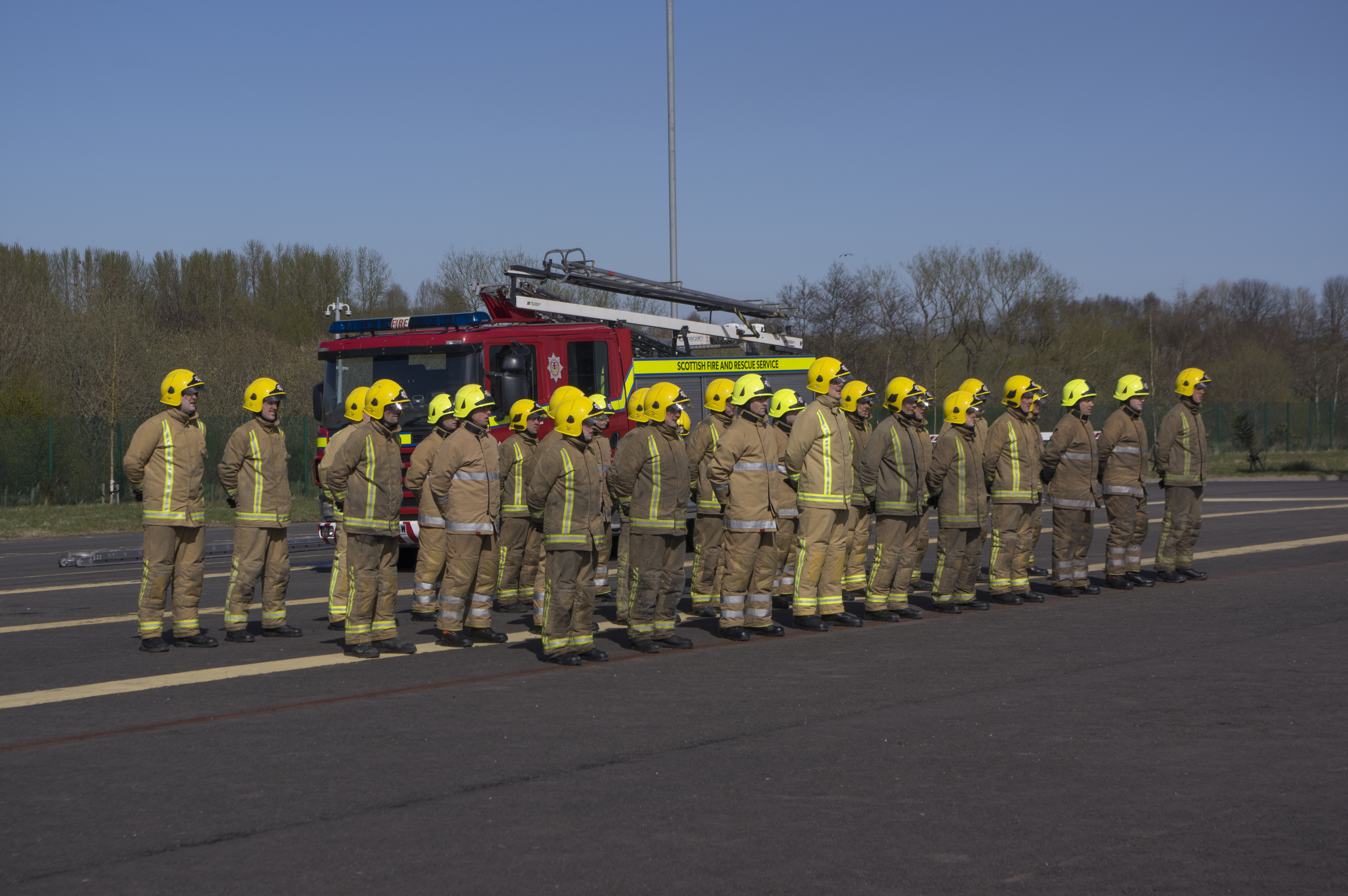 Meet 30 new firefighters who will serve and protect Scotland's communities
