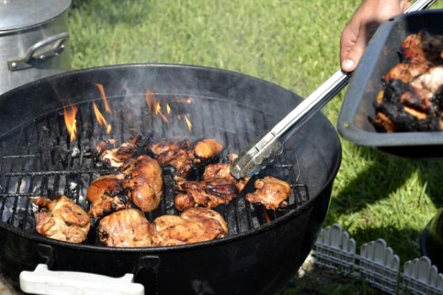 BBQ safety warning