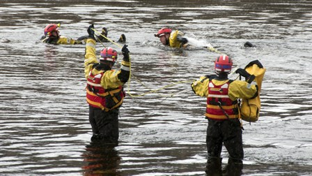 Water Rescue Training - Swim (2)