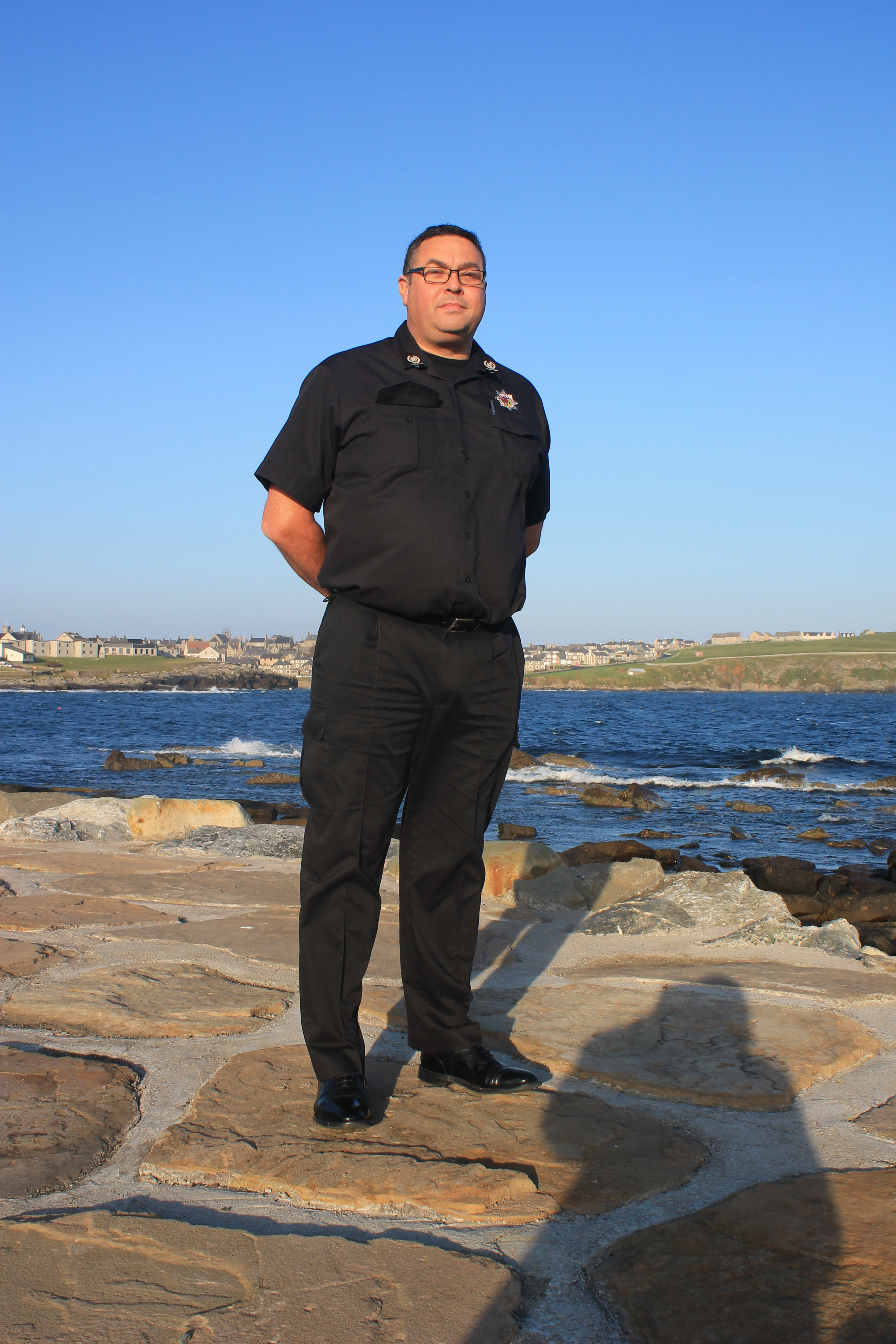 New fire chief for Shetland, Orkney and Western Isles