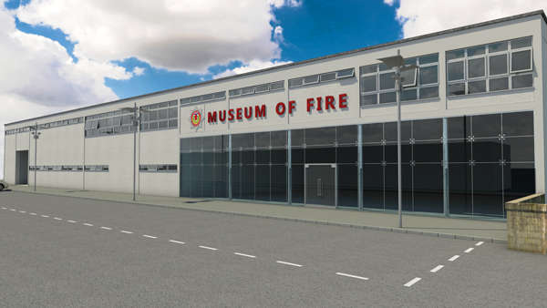 Edinburgh's Museum of Fire Heads Home