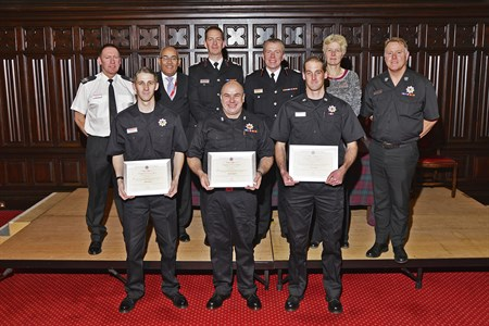 Commendations Group Aberdeen