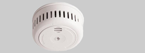 Smoke Alarm Footer