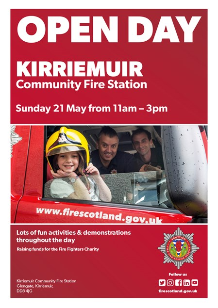 Open Day - Kirriemuir 2017