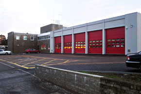 Crews called to West Dunbartonshire house fires